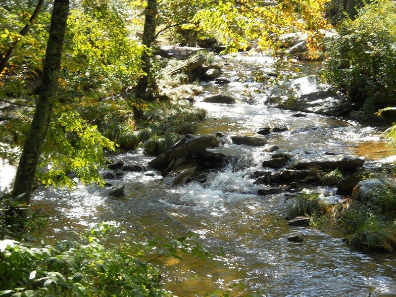 A River Runs Through It, location de vacances à Boone