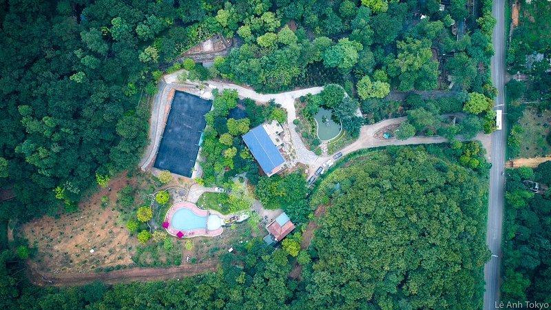 Green Pipe Resort - VIP 3, holiday rental in Hanoi