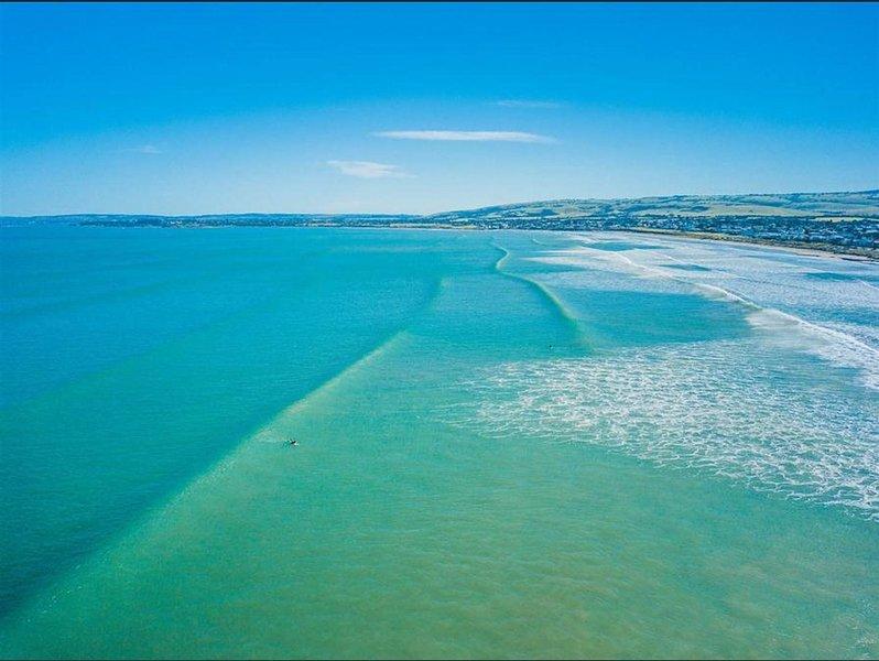 Tahren Beachfront Shack - WIFI, holiday rental in Middleton