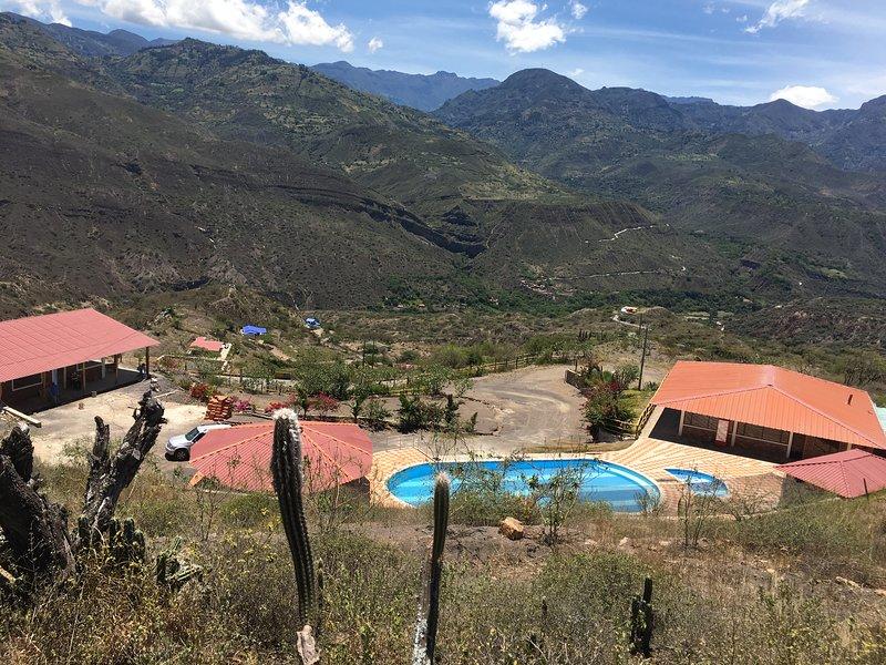 Hotel Campestre Bulevar del Chicamocha - Soatá, location de vacances à Boyaca Department