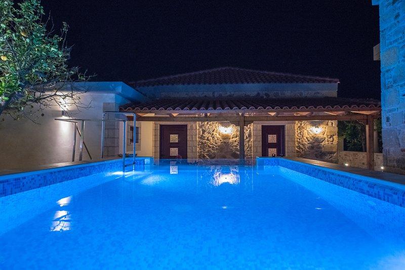 Sapphiros Villa, vacation rental in Kissamos