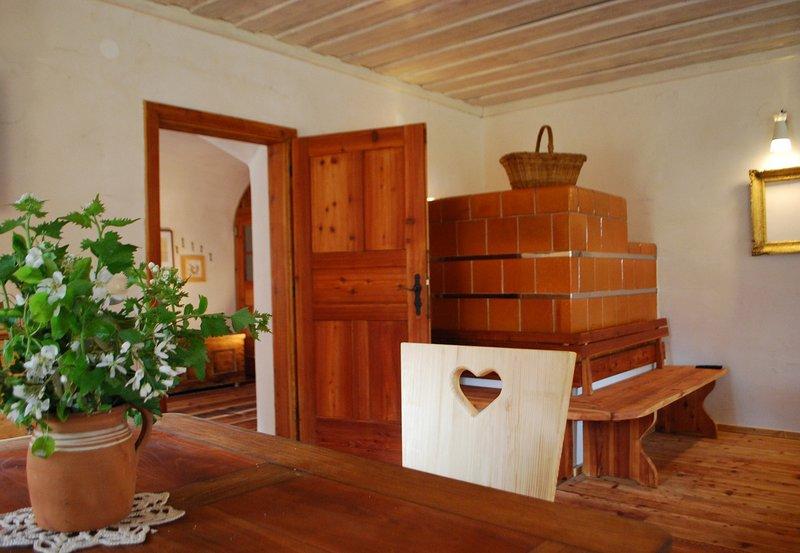 Country House Trata - Apartment nr. 5 | Terrace | Mountain view | De Luxe, location de vacances à Kranjska Gora