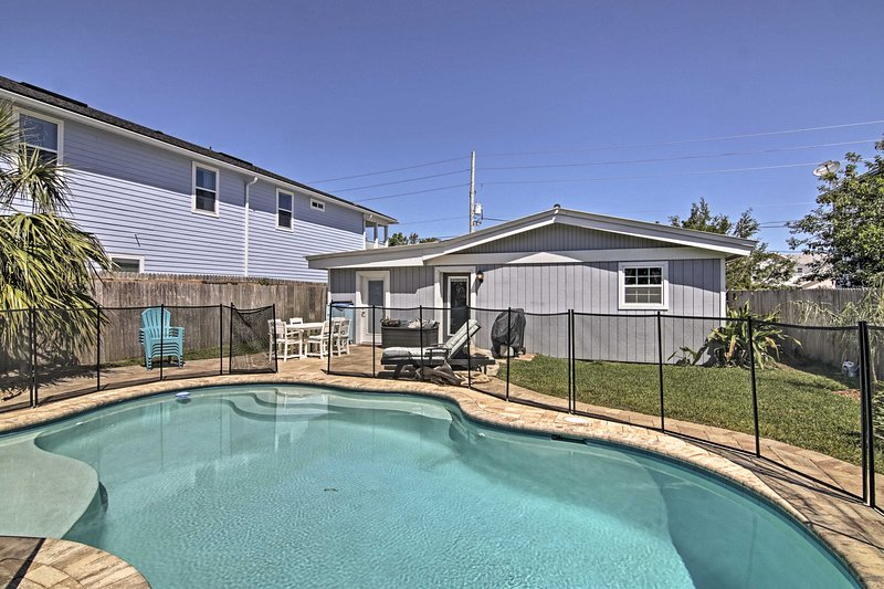 Jacksonville Beach Home w/Pool - Walk to Ocean! UPDATED ...