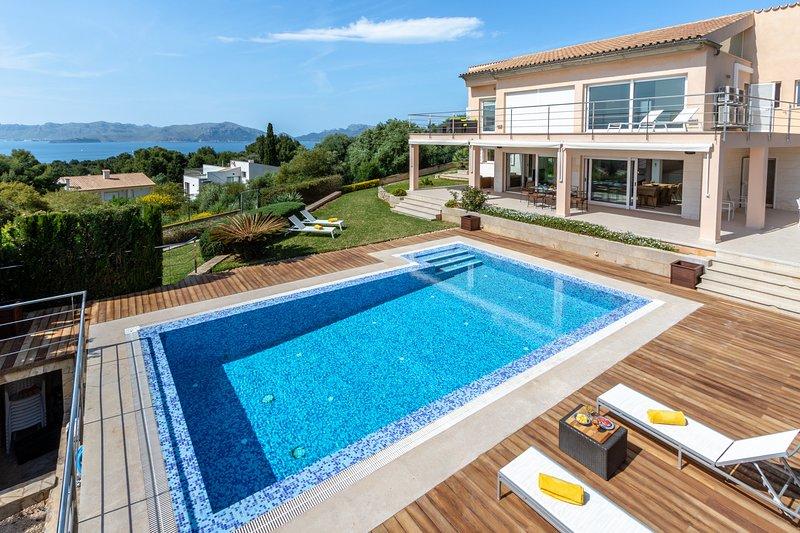 Villa Garau / Heura 8, vacation rental in Alcudia
