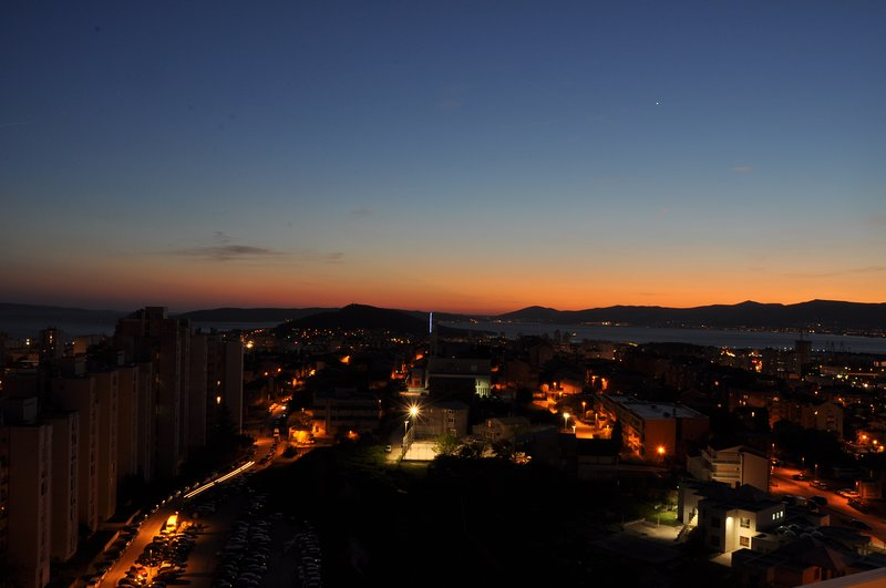 Enjoy a beautiful sunset from balcony
