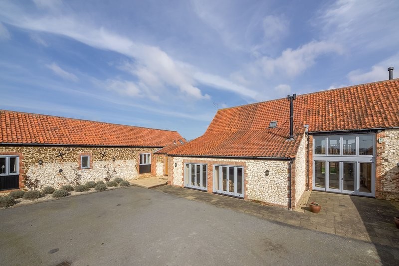 Geddings Farm Barn, vacation rental in Ringstead