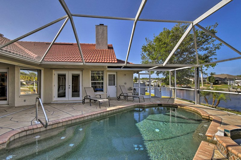 Book your next coastal escape to this 4-bedroom, 3-bath  vacation rental home!