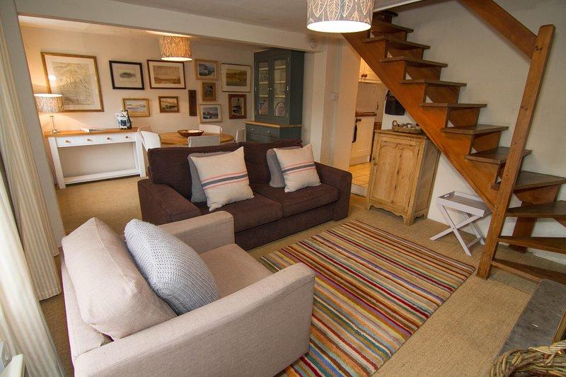 Post Mill Cottage, holiday rental in Burnham Thorpe