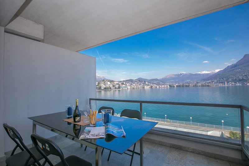 Paradiso Incanto, holiday rental in Morcote