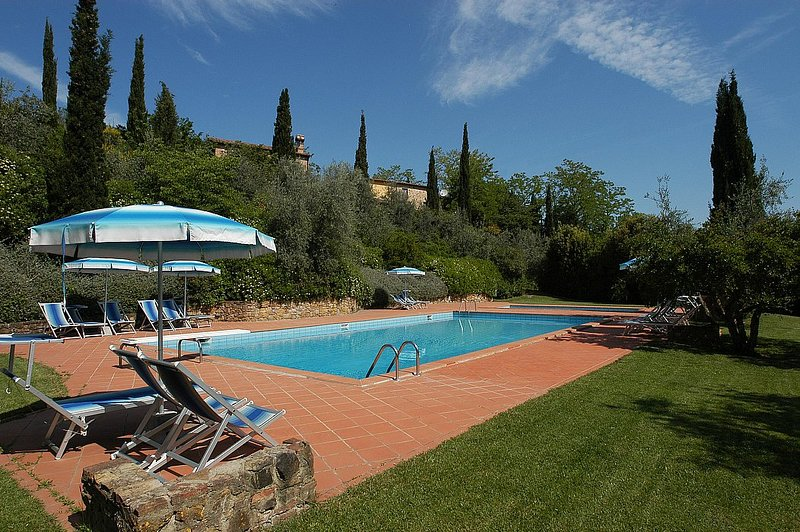 Casa Bonaventura B, holiday rental in Montaione