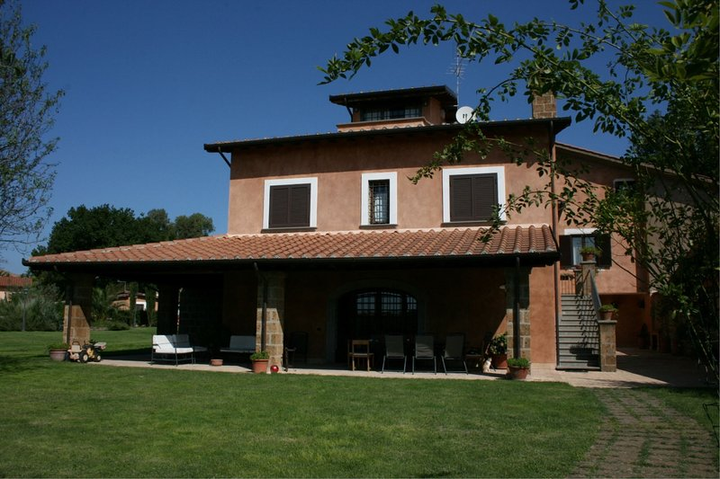 Corchiano Villa Sleeps 9 with Pool - 5490479, holiday rental in Corchiano