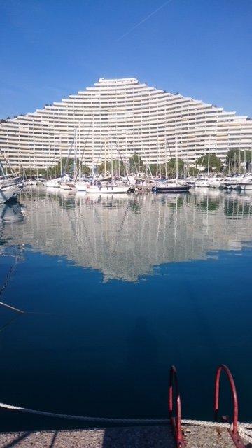 F2 Meublé avec jardin et parking - face à la mer - Résidence luxueuse et calme, location de vacances à Villeneuve-Loubet