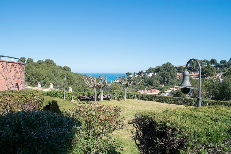 comunidad con vistas SA-piscina y el mar PUNTA COSTA BRAVA