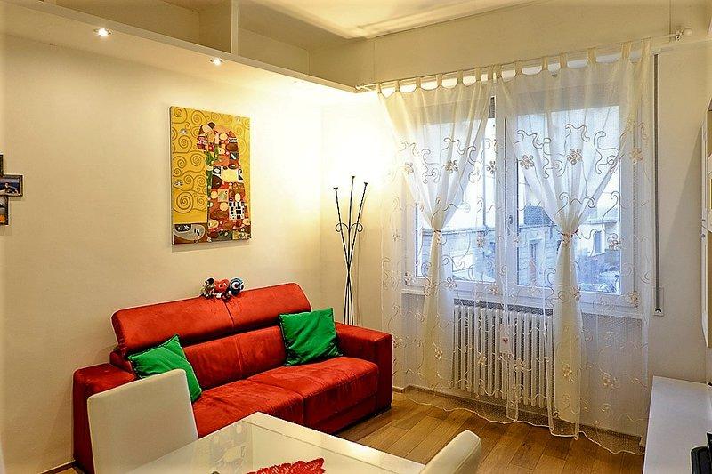 Appartamento Careggiflorence, casa vacanza a Vitolini