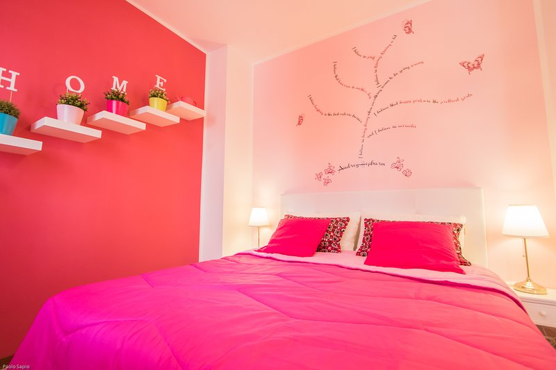 B&B Pensieri d'autore - intero appartamento, vacation rental in Sant'Angelo Limosano
