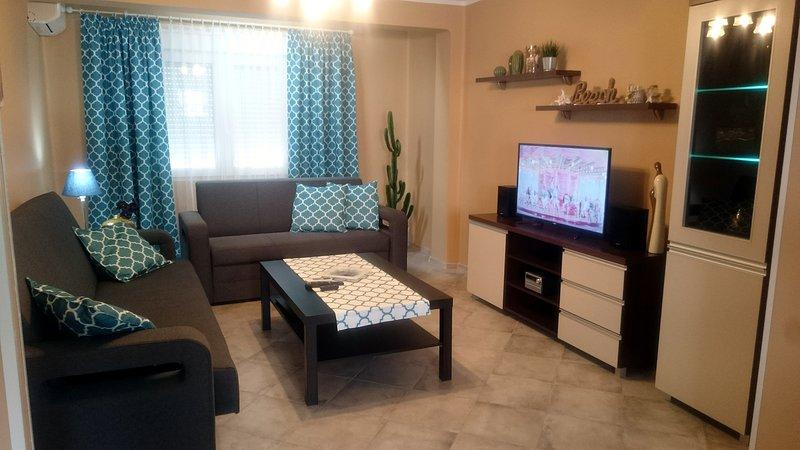 Apartment 'Joanna' Grau de Gandia, holiday rental in Grau de Gandia