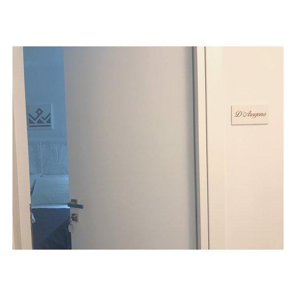 Double D'Aragona with Shared Bathroom.