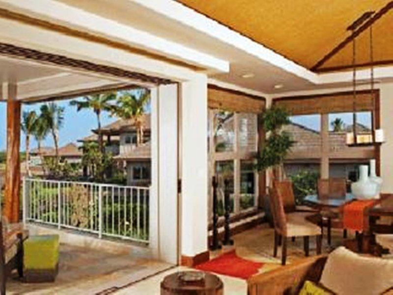 Living Area With Wonderful Ocean Views