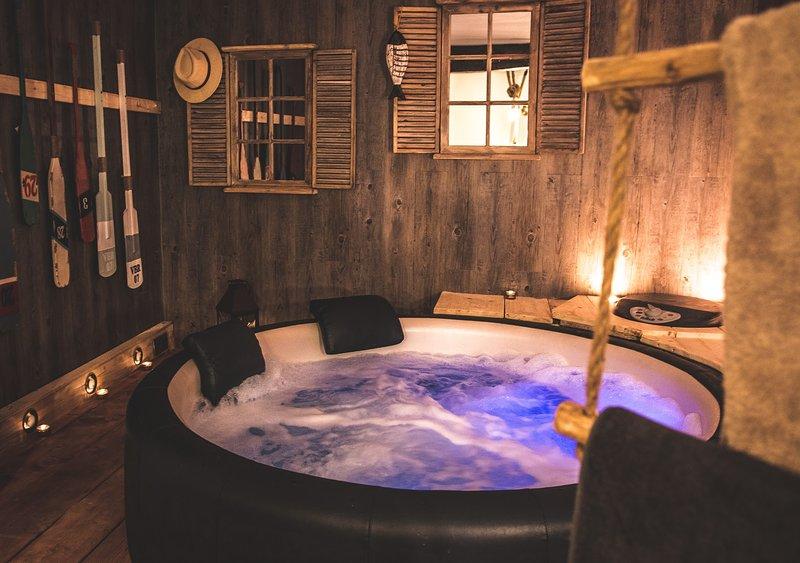 Sayena Guest House et Spa - gite ethno-chic Loire Atlantique