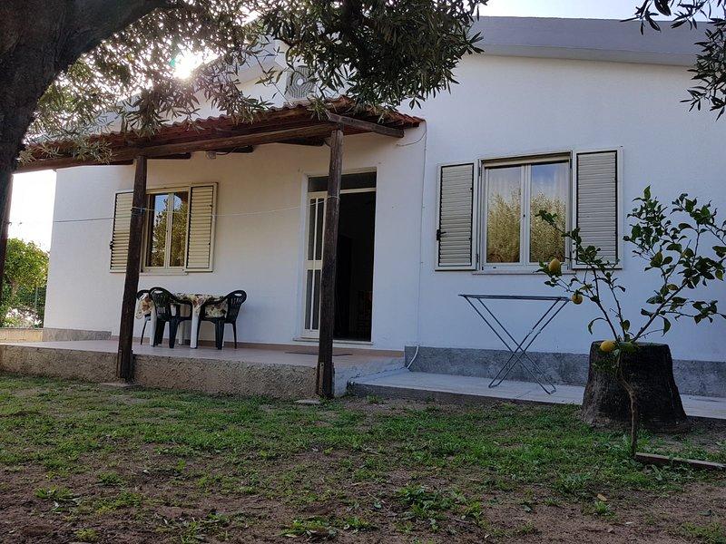 Casa Costa degli Dei, vacation rental in San Nicolo