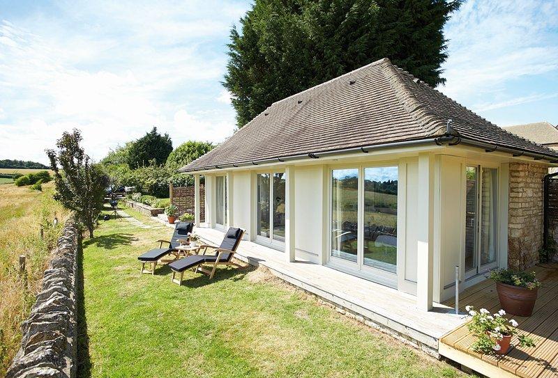 The Pavilion, casa vacanza a Bledington