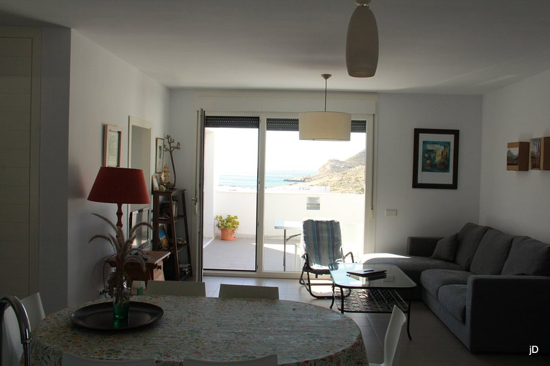 Precioso apartamento  super vistas a mar y montaña, holiday rental in Las Negras
