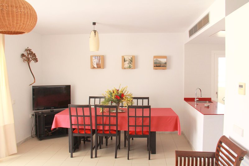 Precioso e Independiente duplex en Las Negras idea, holiday rental in Las Negras