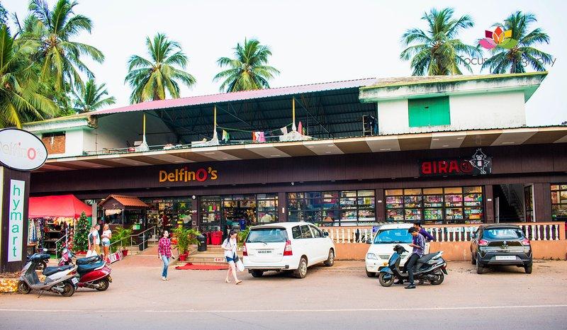Supermarché Delfino