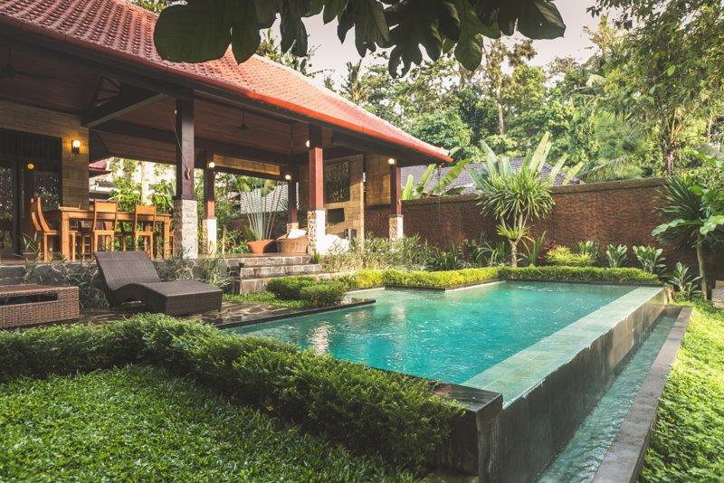 Ubud A Priori Villa, holiday rental in Sangeh