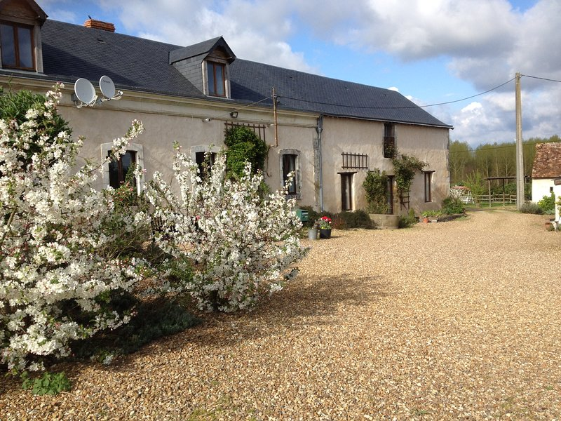 Les Croix, holiday rental in Jarze