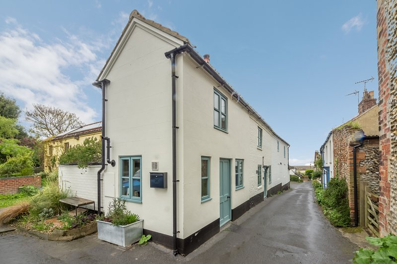 Oyster Cottage, holiday rental in Wells-next-the-Sea