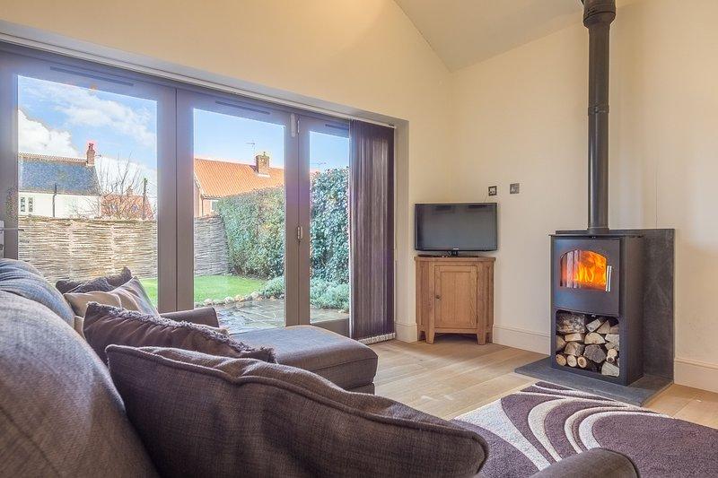 Knot Cottage, holiday rental in Burnham Deepdale