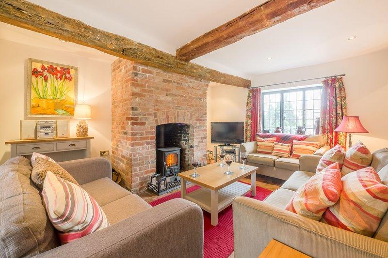 Angel Cottage, holiday rental in Warham