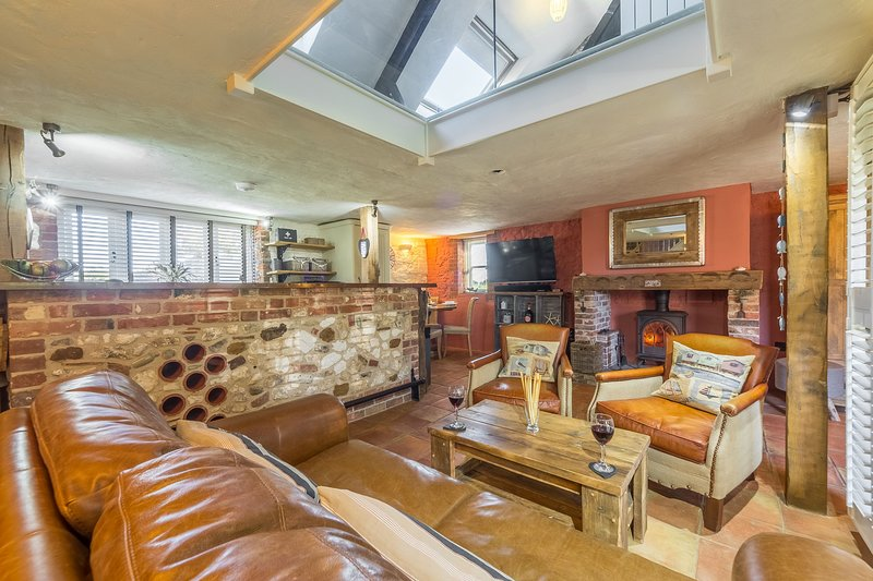 The Old Smithy, holiday rental in Old Hunstanton