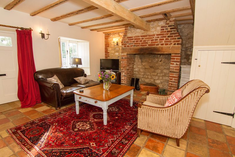 Ivy Cottage (Thornham), holiday rental in Thornham