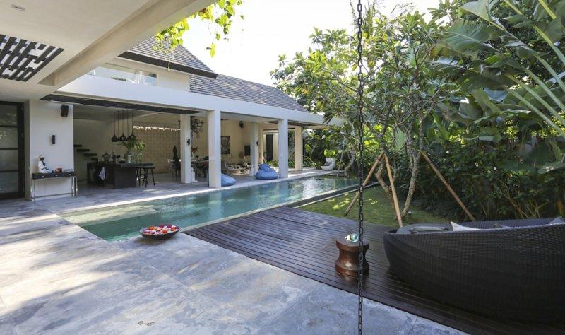 Umalas Chi Boutique Villa, holiday rental in Kerobokan Kelod