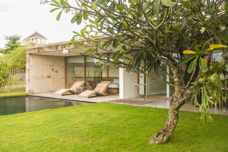 Beachfront Balangan Villa Nakar 2, casa vacanza a Cengiling