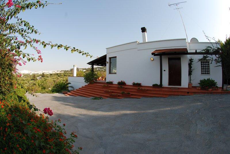 Villa panoramique Ostuni