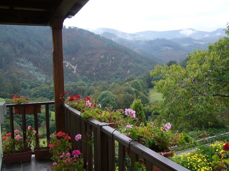 CASA MASEDA  Apartamentos Rurales en el occidente de Asturias, holiday rental in Asturias