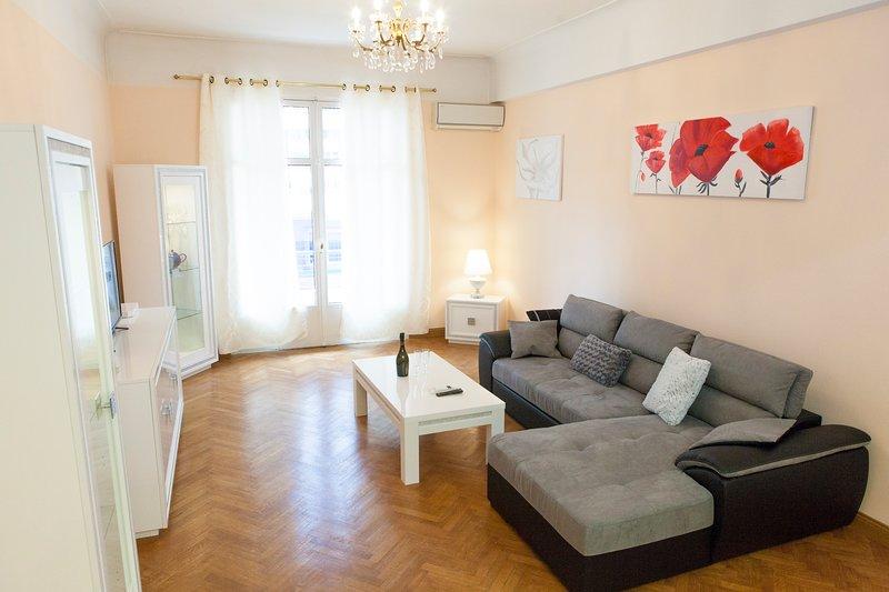 Apartamento con vistas al mar en el centro de Niza