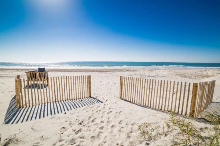 Mark your spot at the beach with a oceanfront condo at Surfwatch 111