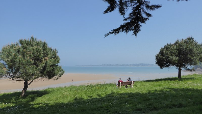 Beach at Quatre Vaux 9km