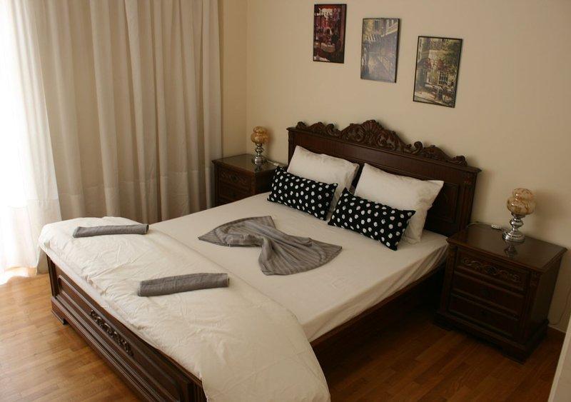 Vintage flat in central Athens, location de vacances à Kamatero