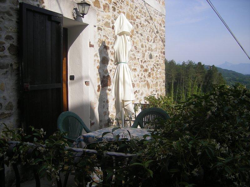Pistofilo House il Torneo, holiday rental in Villafranca in Lunigiana