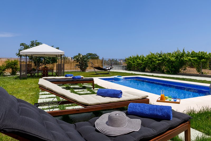 Summer Breeze Villa, holiday rental in Afandou