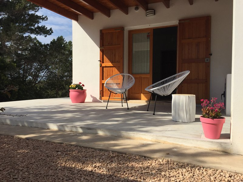 Es Lliri Blanc - Preciosa casa nueva, location de vacances à Es Cap de Barbaria
