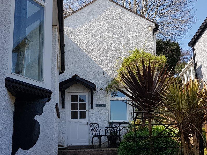 1 Bed Garden Flat, holiday rental in Arnside