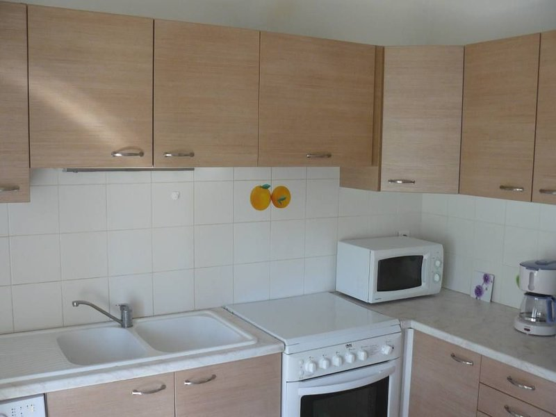 locayion d' un T2, vacation rental in Molleges