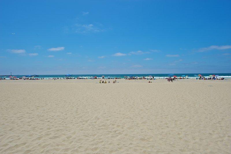 Der Strand ist nur 5 Minuten zu Fuß entfernt