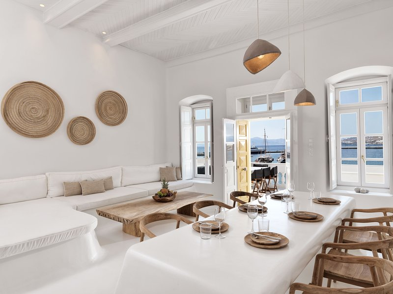 Villa Kampani, vacation rental in Mykonos Town